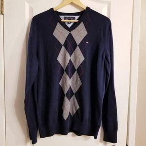 Tommy Hilfiger Sweaters - Tommy Hilfiger Knit V-Neck sweater